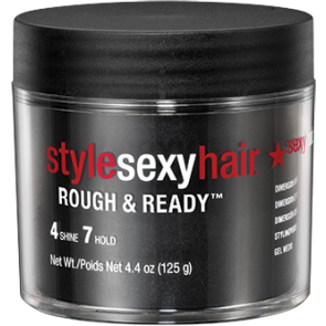 Style Sexy Hair ROUGH & READY 125 gr