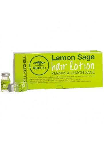 Tea Tree Hair Lotion Keravis & Lemon-Sage 12 x 6 ml