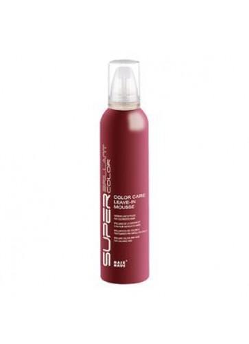 Super Brillant Care Color Leave-in Mousse 250 ml
