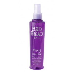 BED HEAD Foxy  Curls  HI- Def  Curl Spray  200 ml