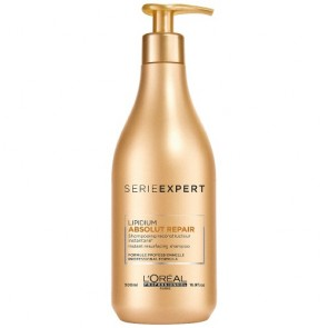 LOREAL ABSOLUT REPAIR Lipidium Shampoo