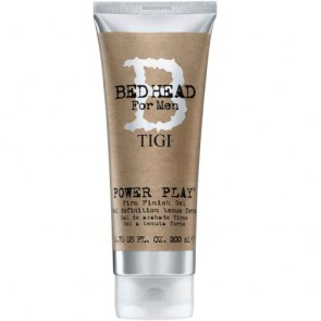 BED HEAD FOR MEN Power Play Firm Finish Gel 200 ml