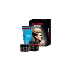 Style Sexy Hair Try Me Kit