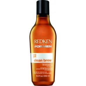 REDKEN Clean Brew Shampoo, 250 ml