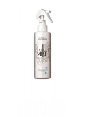 TECNI.ART Pli Thermo Spray Festiger, Kräftiges Haar, 190