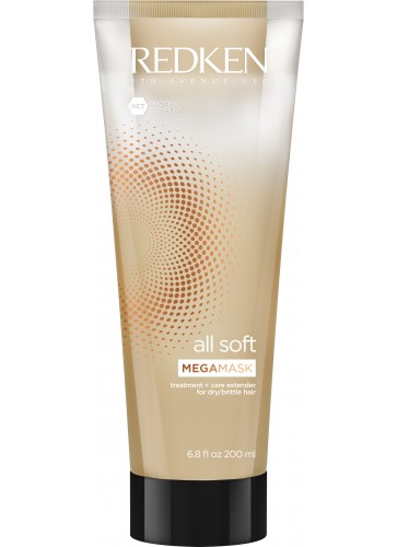 REDKEN All Soft Megamask 200 ml