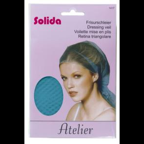 """Solida Frisurenschleier """" Atelier """" versch. Farben"""