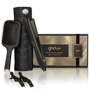 ghd Gold Pure Gold Smooth Styling Gift Set