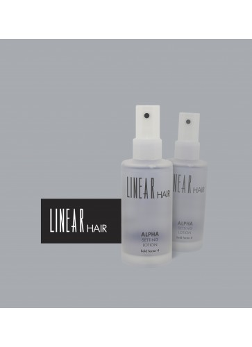 LINEAR Hair STYLING Alpha Setting Lotion
