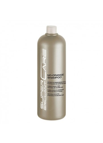 No-Orange Shampoo