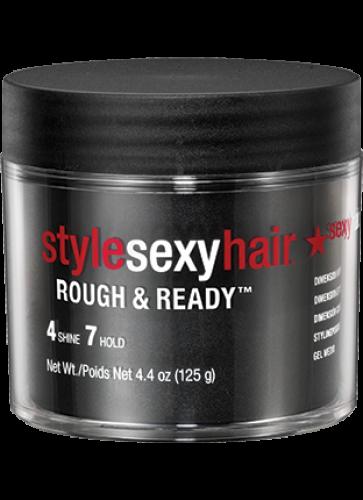 Style Sexy Hair ROUGH & READY 125 gr