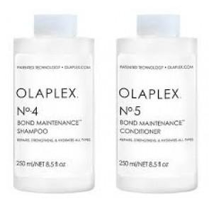 Olaplex  N°4  +  N°5
