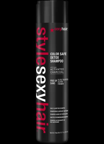 Style Sexy Hair COLOR SAFE DETOX  Shampoo
