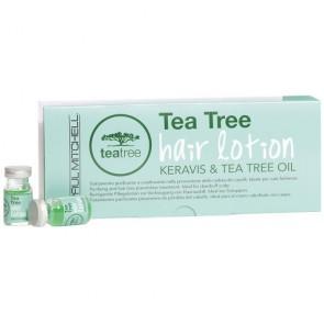 Tea Tree Hair Lotion Keravis & Tea Tree Oil 12 x 6 ml