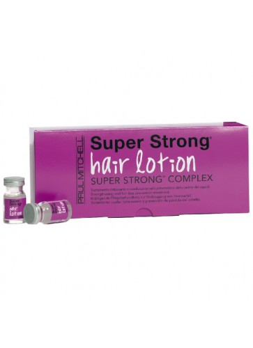 Super Strong Hairlotion 12 x 6 ml