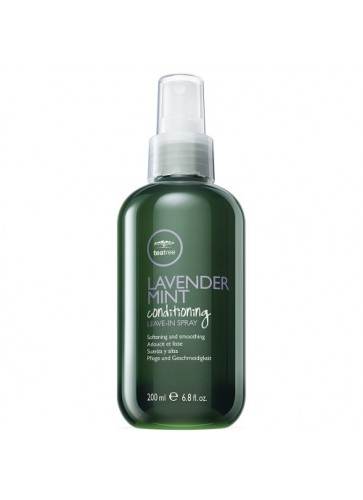 Lavender Mint Conditioning Leave in Spray