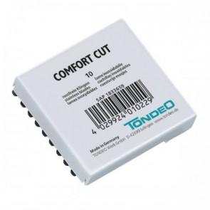 TONDEO Kabinettklingen Comfort-Cut 10er
