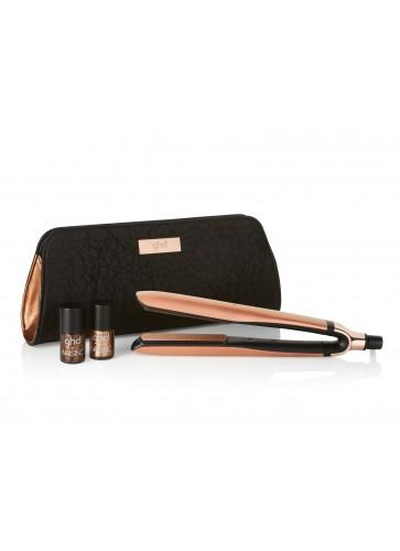 ghd Platinum Styler Gold Copper Premium Geschenkset