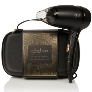 ghd Flight Travel Hairdryer Geschenk Set