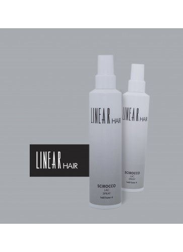 LINEAR Hair STYLING Scirocco Lac Spray 200 ml