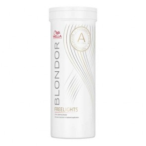 Blondor Freelights weißes Blondierpulver 400 g