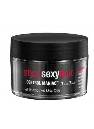 Style Sexy Hair CONTROL MANIAC Styling Wax 50 ml