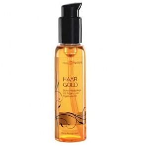 Feel Nature Haar Gold Sofort-Haarpflege Öl