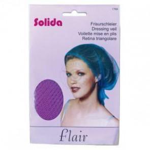"""Solida Frisurenschleier """"Flair"""" versch. Farben"""