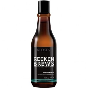 REDKEN Brews Mint Clean Shampoo, 300 ml